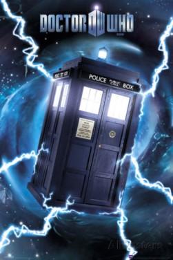 doctor-who-tardis-metallic-poster