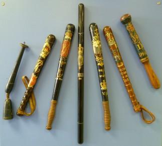 arma policias de 1900